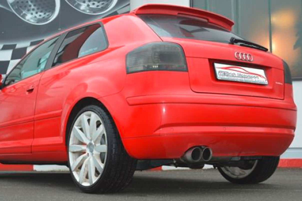 Audi A3 8P 3.2 V6 Quattro