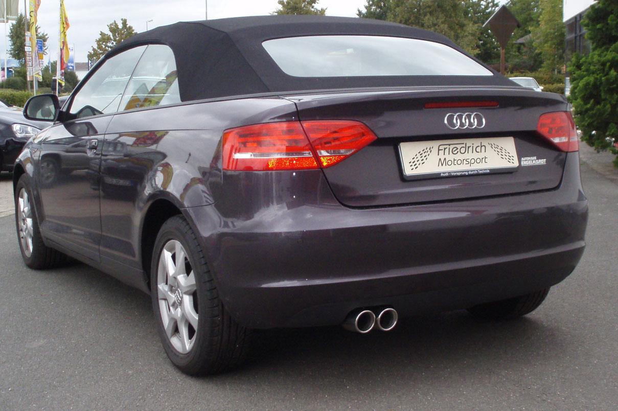 Audi A3 8P Cabrio
