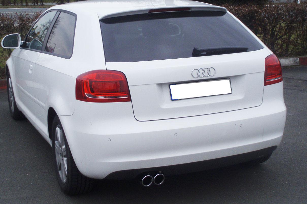 Audi A3 8P einseitig