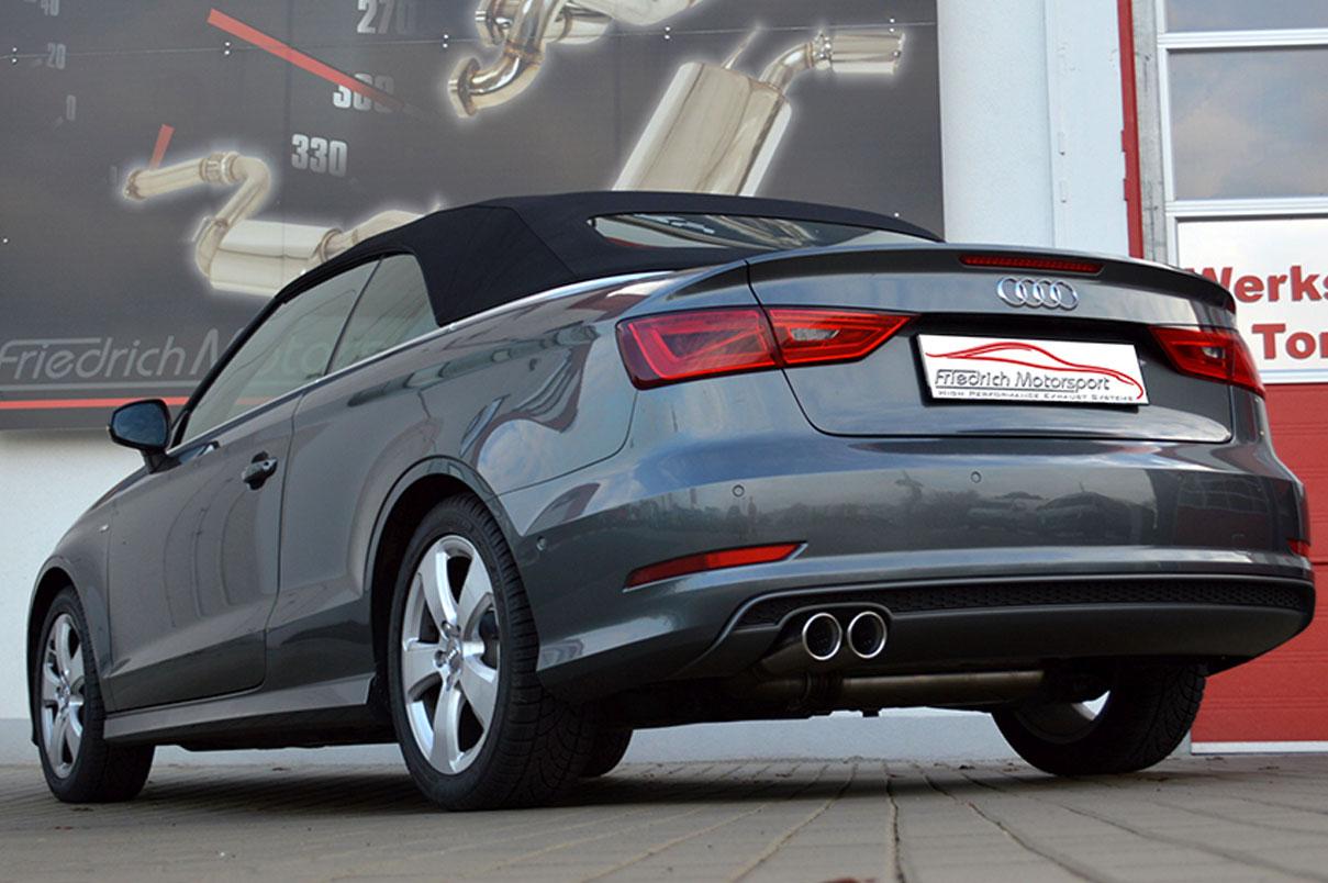Audi A3 8V Cabrio 1.8l TFSI