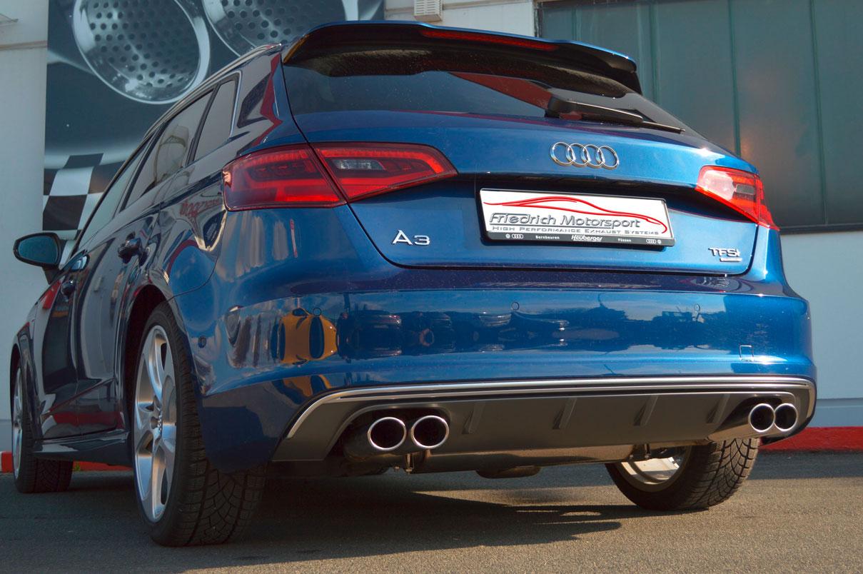 Audi A3 8V Sportback Quattro Duplex