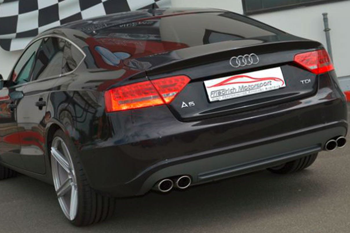 Audi A5 Sportback 2.0l TDI mit S5 Heck