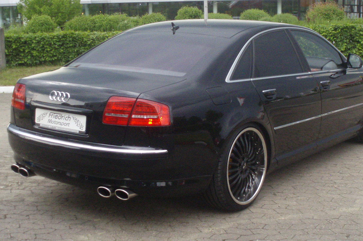 Audi A8 4E Duplec