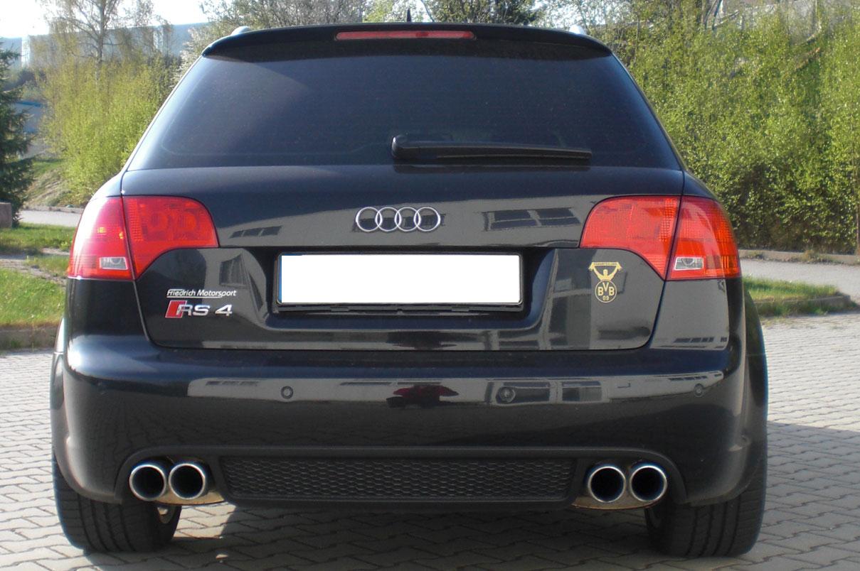 Audi RS4 B7 Duplex