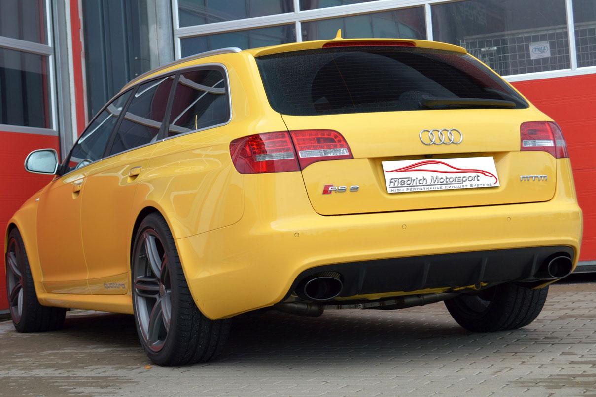 Audi RS6 4F