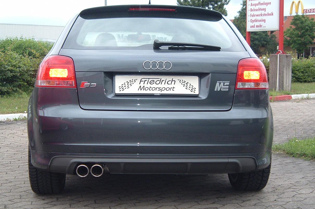 Audi S3 8P