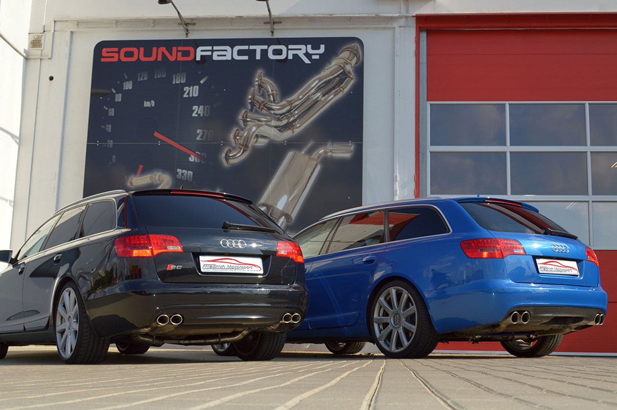 Audi S6 4F