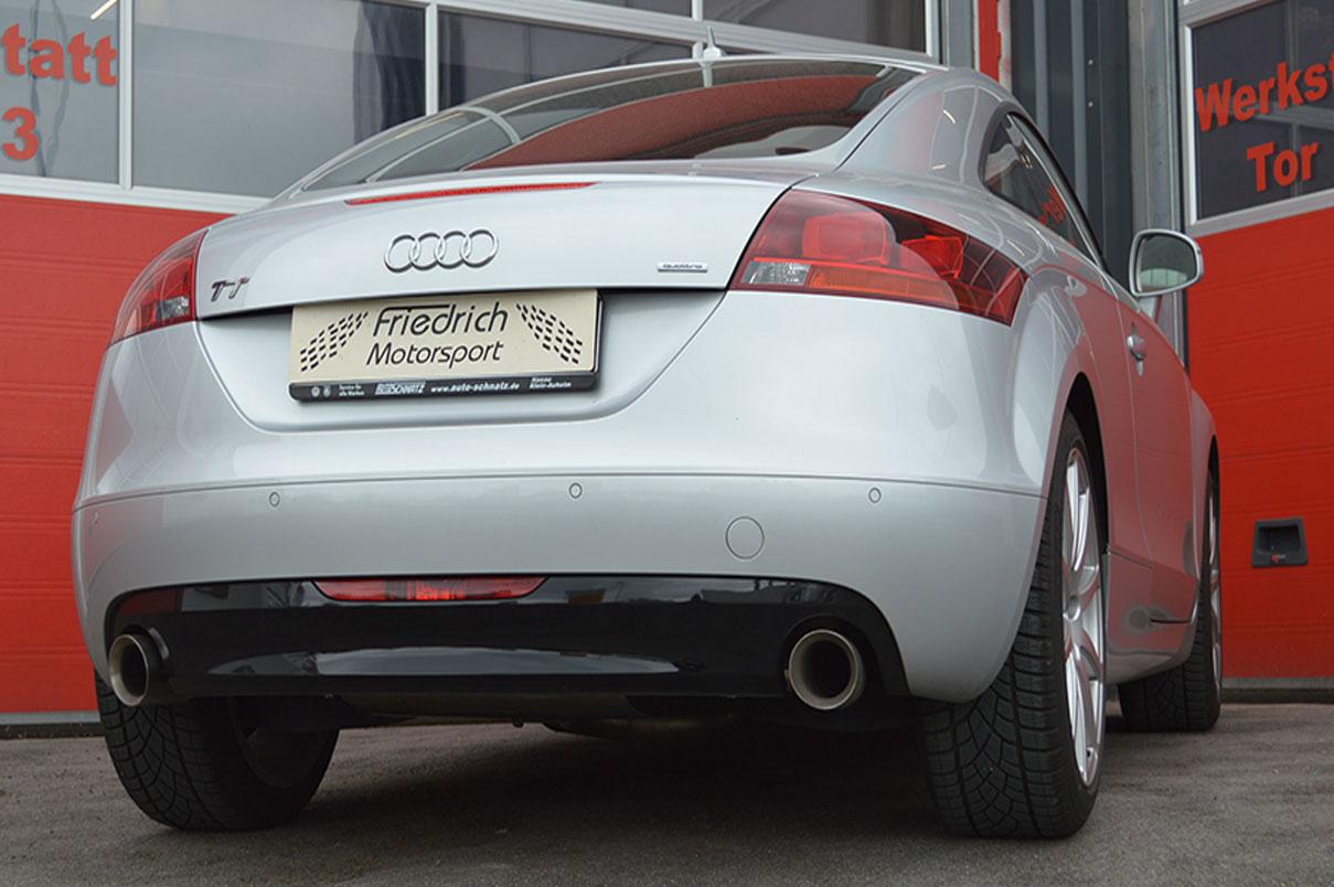 Audi TT 8J 3.2l V6 Quattro
