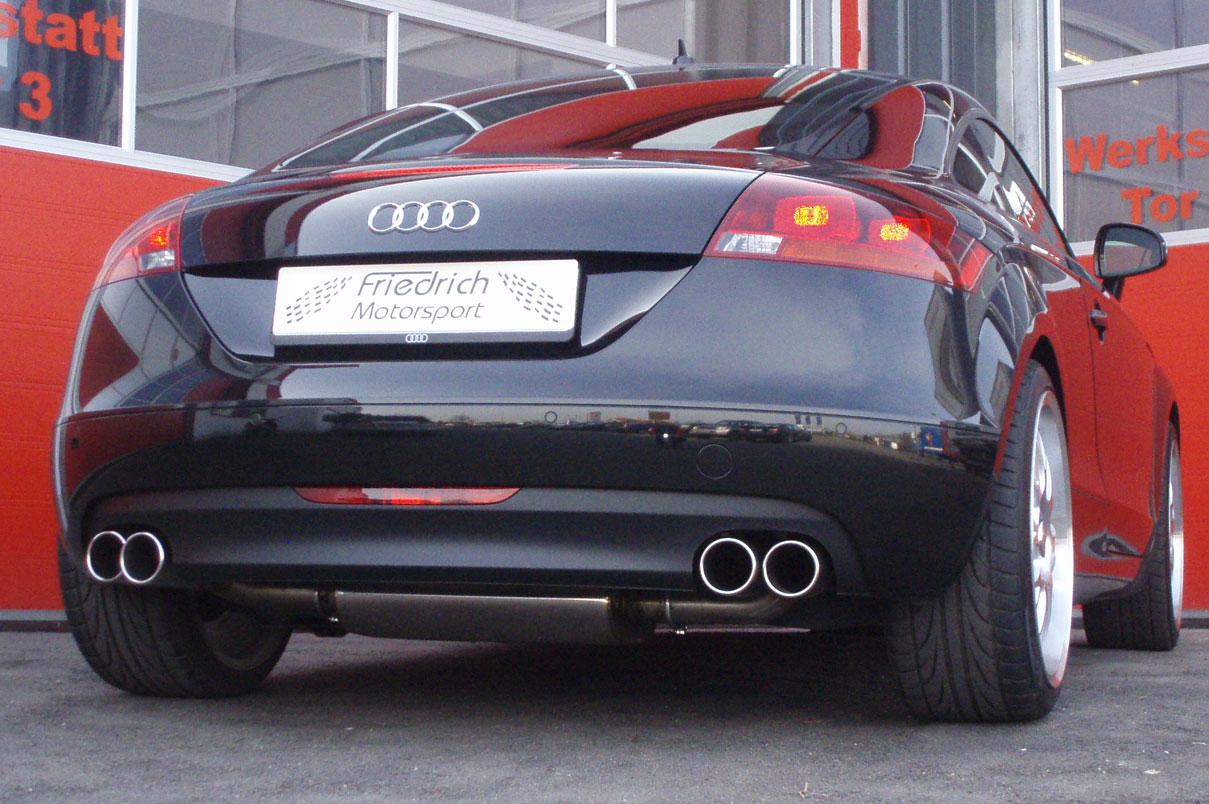 Audi TT 8J Frontantrieb Duplex