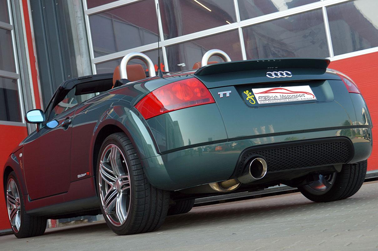Audi TT 8N Roadster Frontantrieb