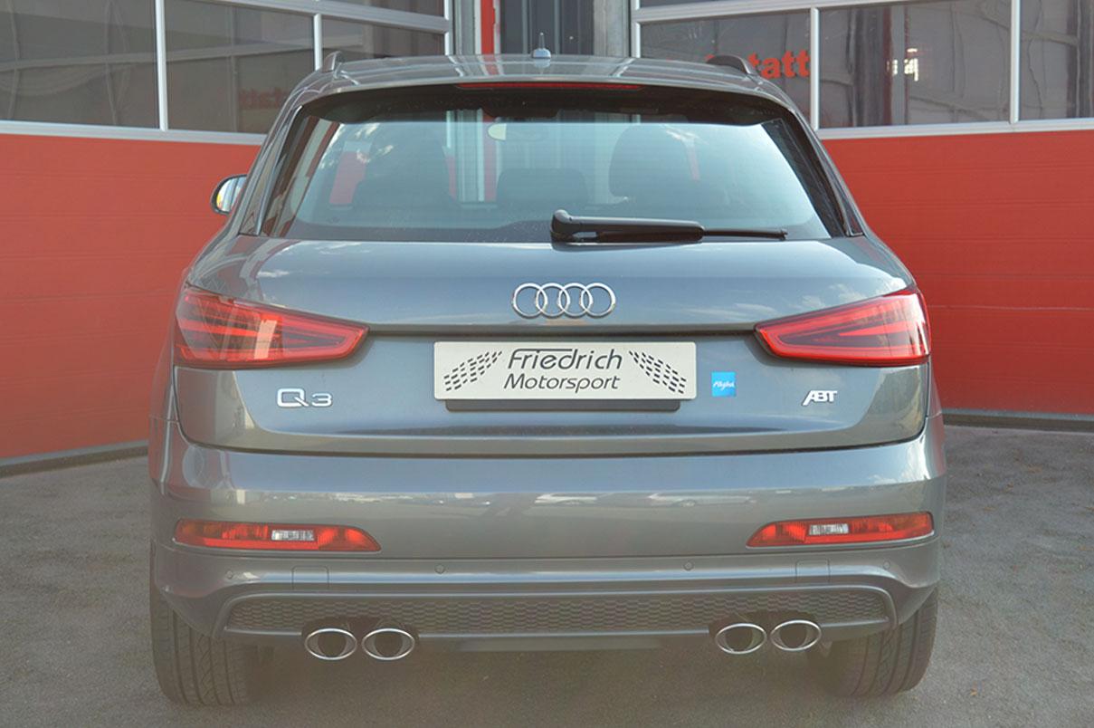 Audi Q3 mit S-Line