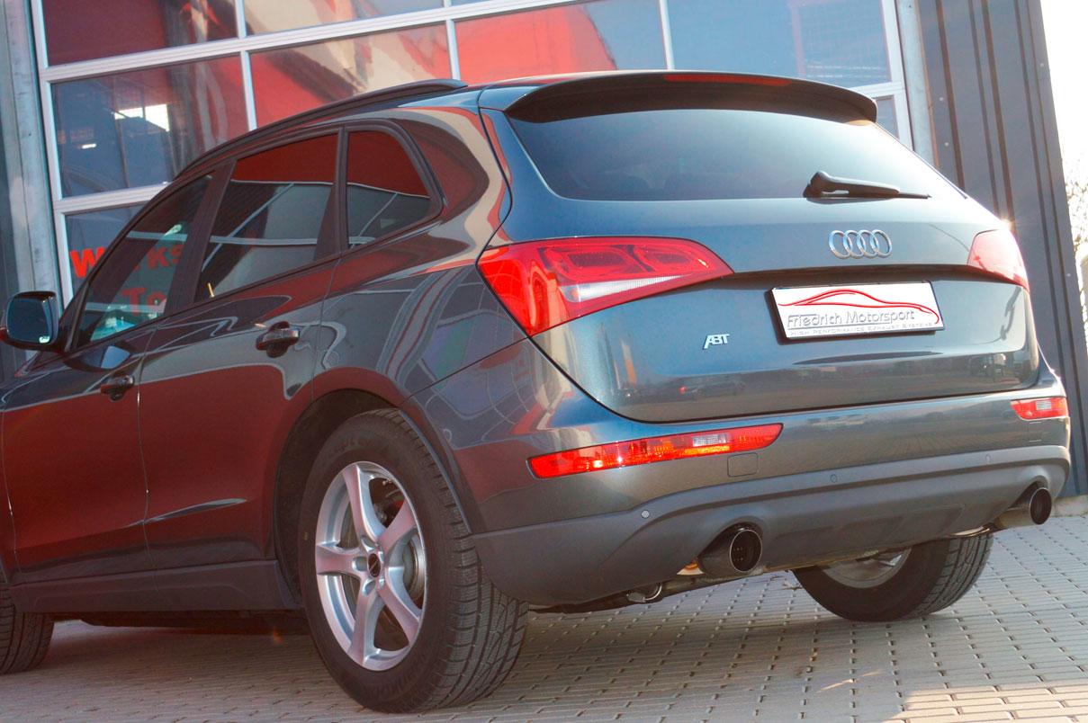 Audi Q5 2.0l T8R 2.0l TFSI 165kW