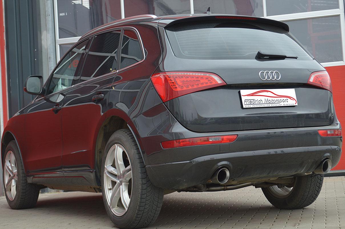 Audi Q5 8R 3.2l FSI