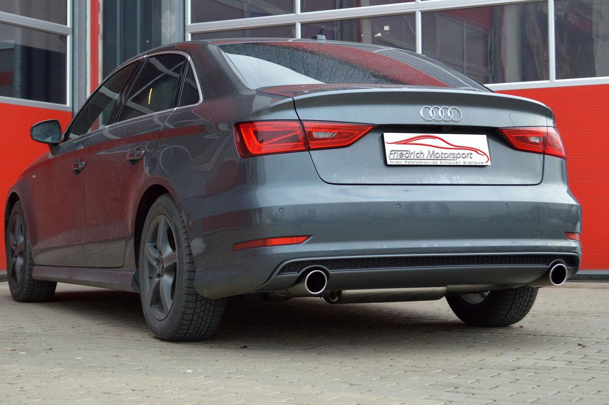 Audi A3 8V Limousine mit US-Heck