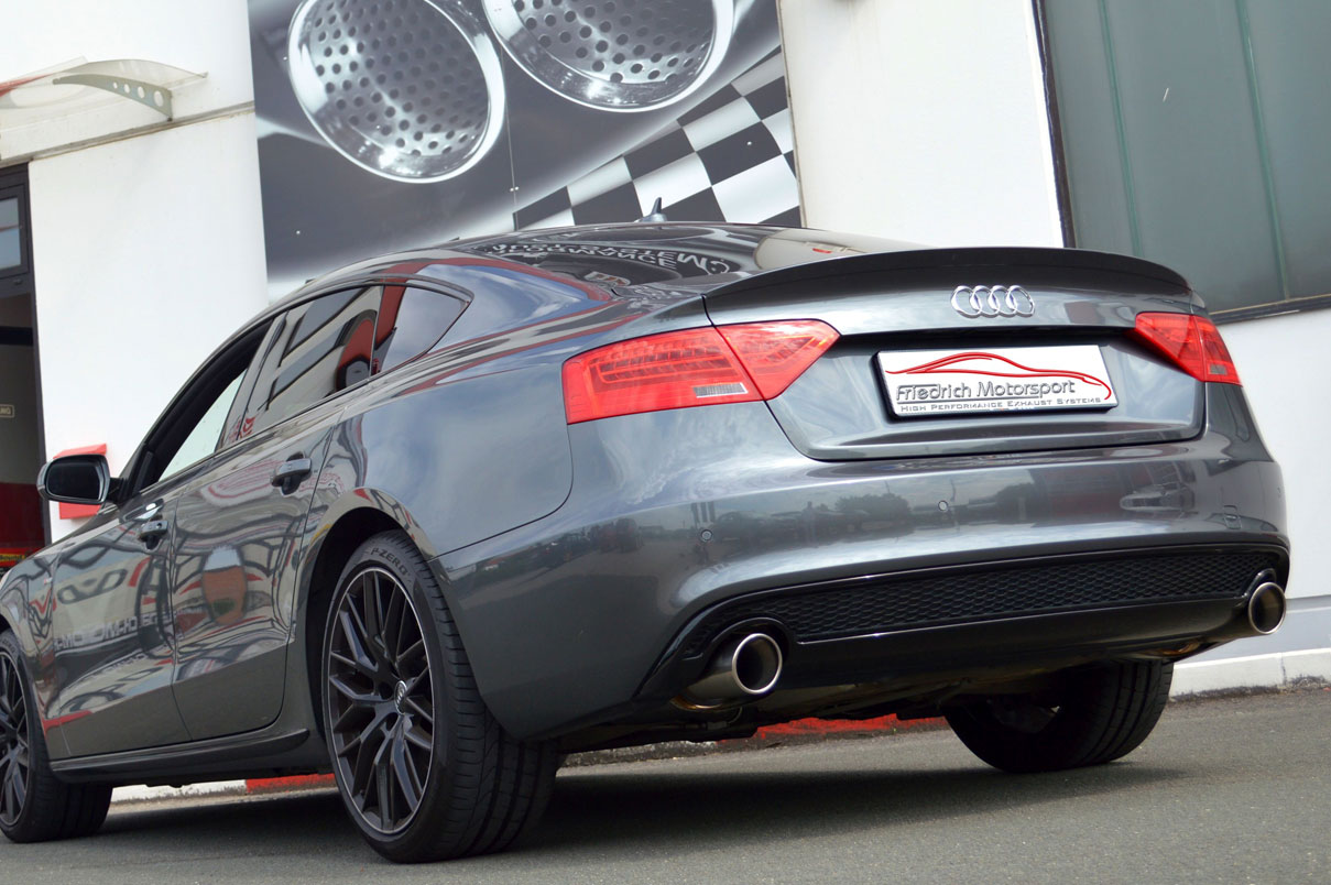 Audi A5 B8 Sportback Facelift 1.8l TFSI