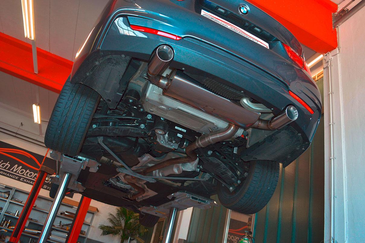 BMW 4er F32 435i