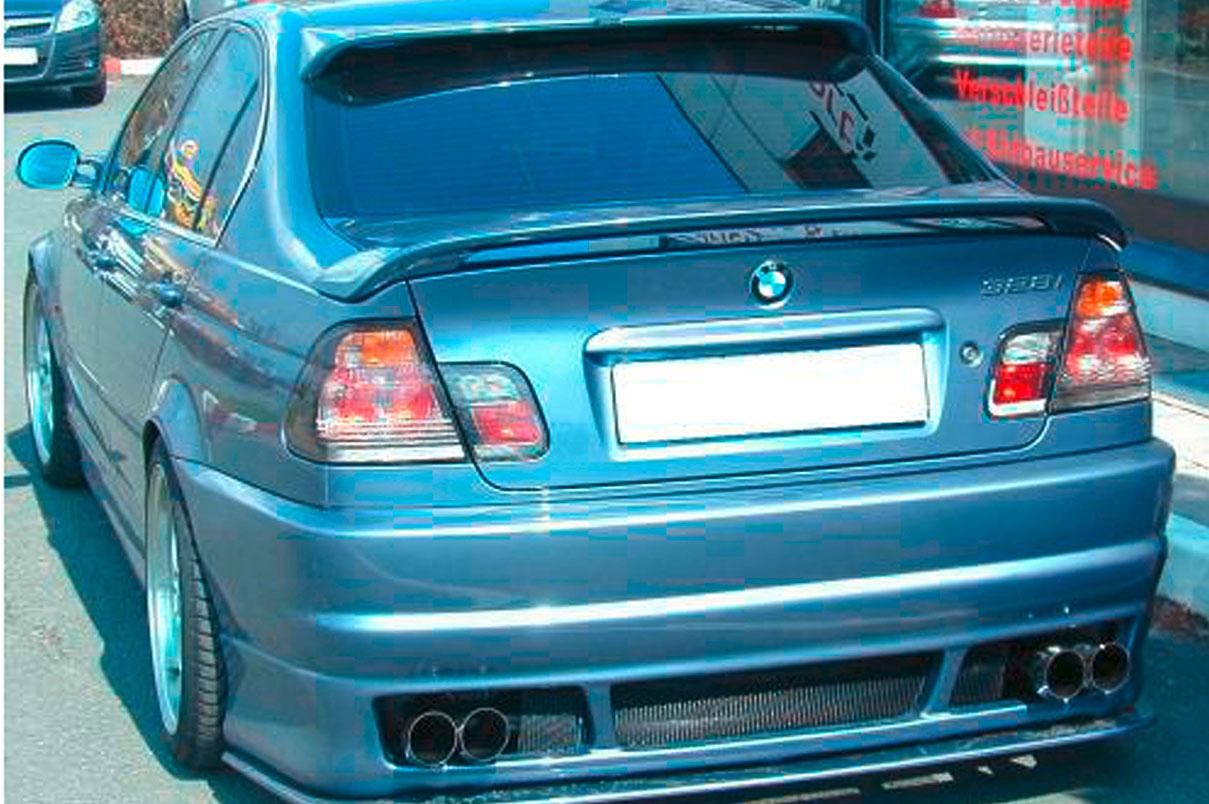 BMW E46 328i-Dublex