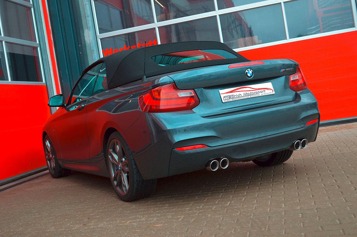 BMW F23 M235i Cabrio