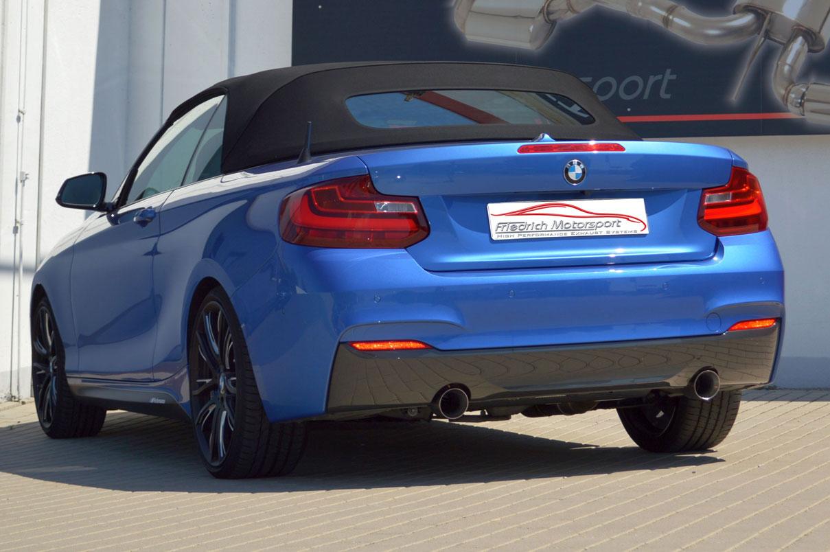 BMW F23 M235iX