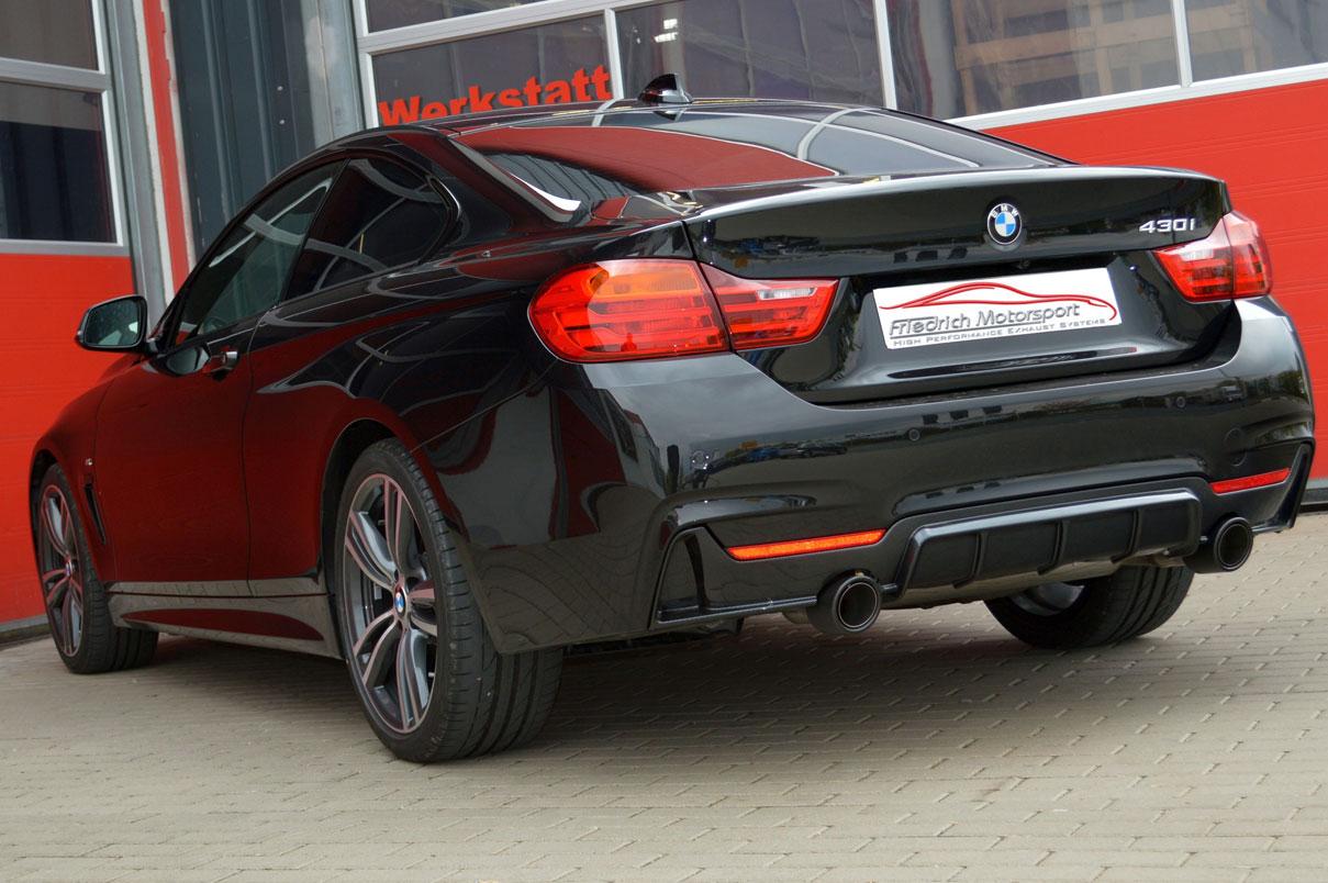 BMW F32 430i