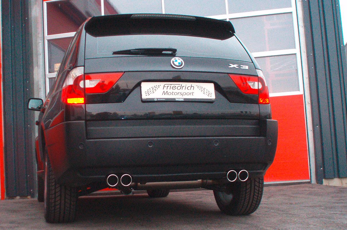 BMW X3 E83 2