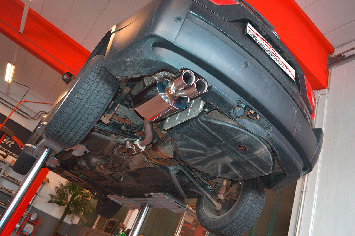 BMW X3 E83 3