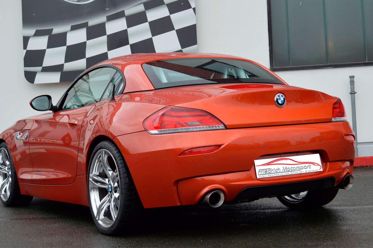 BMW Z4 E89 sDrive35is