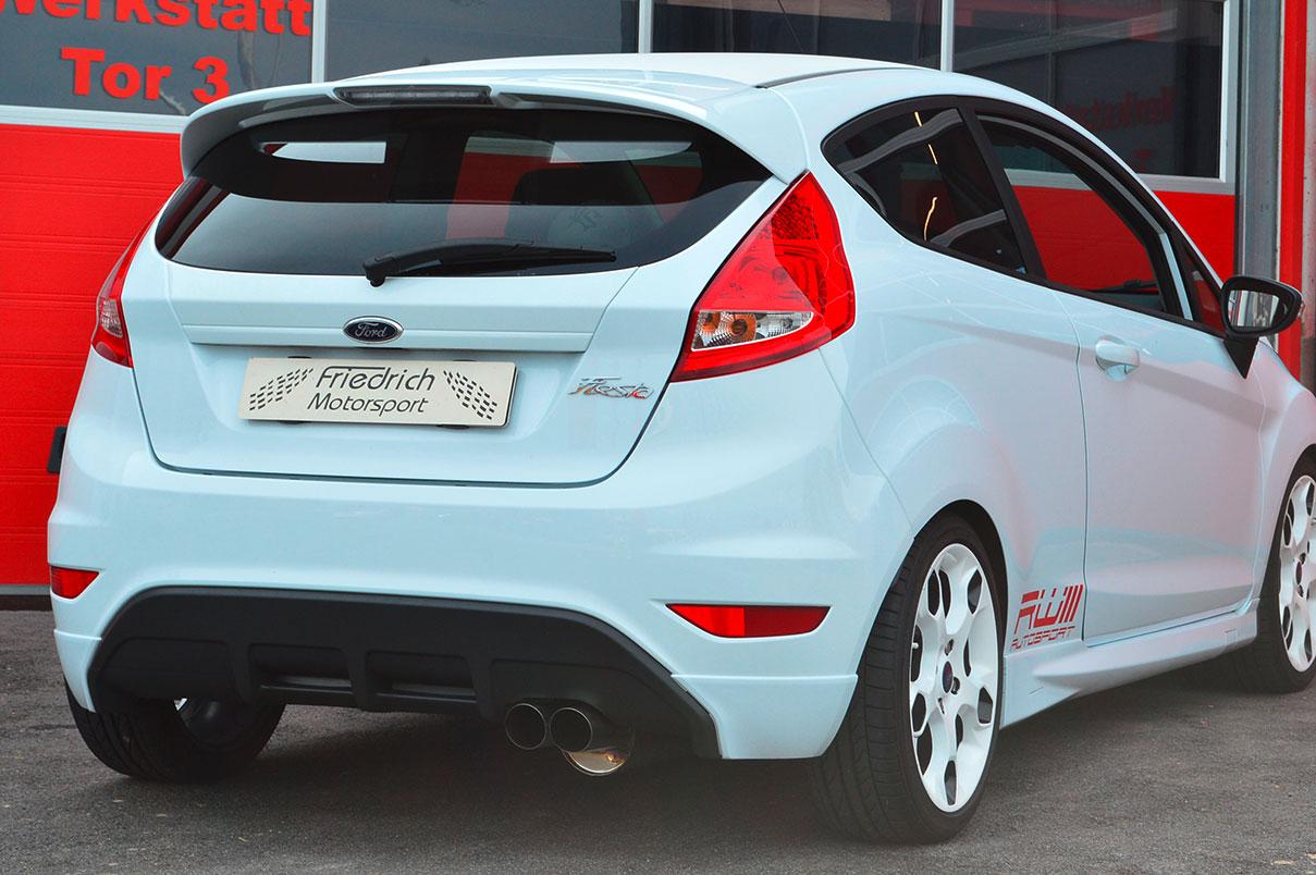 Ford Fiesta JA8 Sport