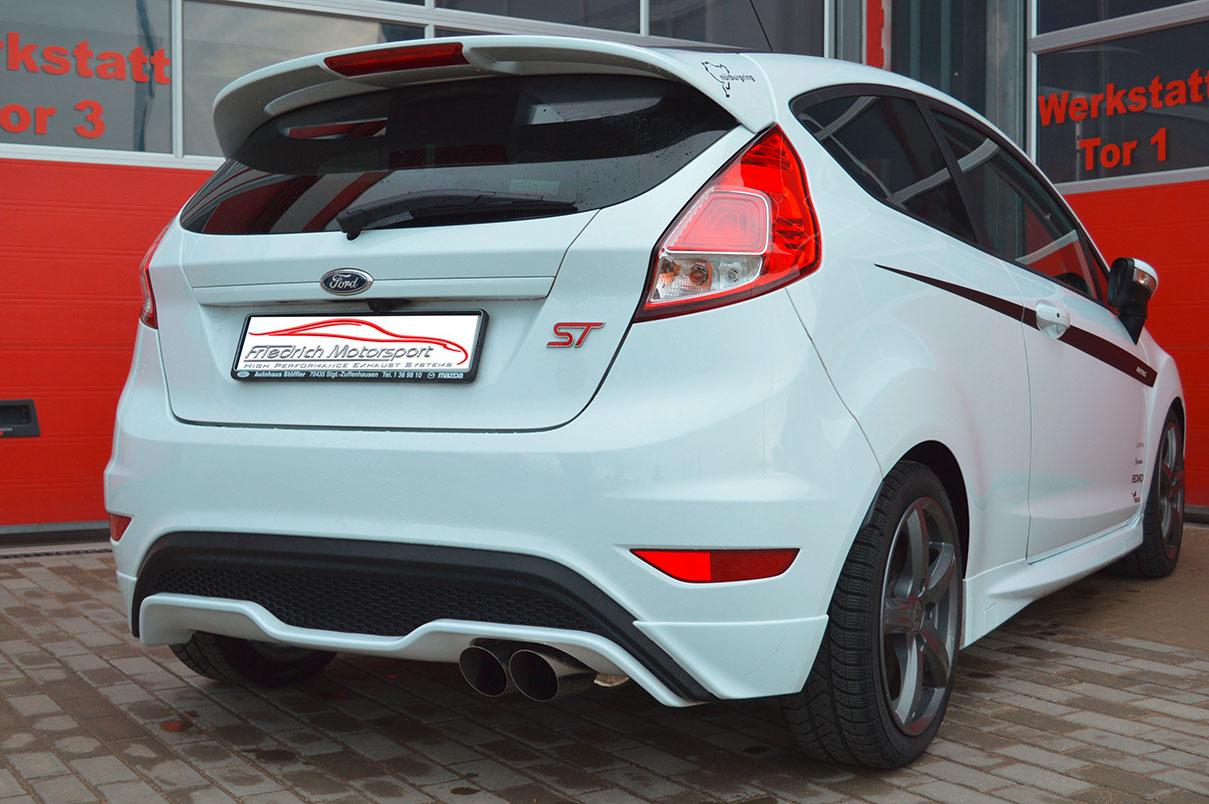 Ford Fiesta ST JA8