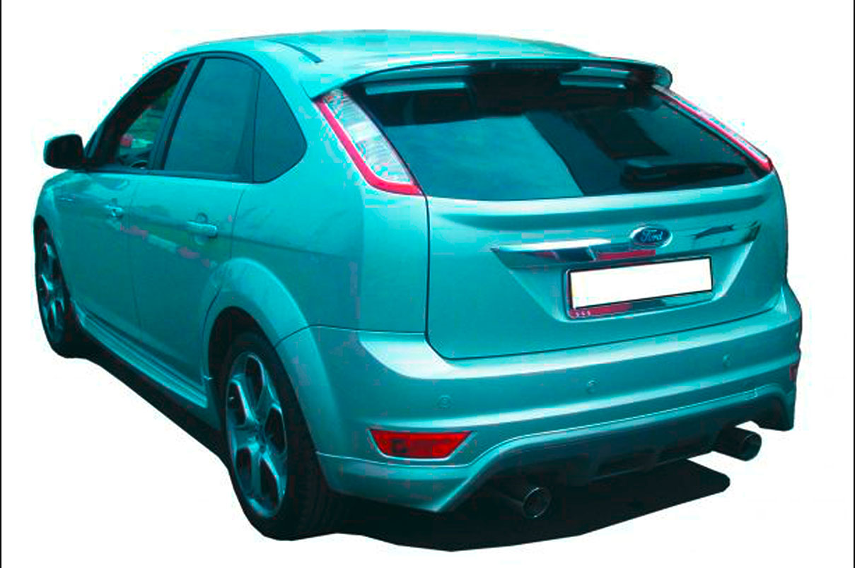 Ford Focus II DA3 DB3 mit Diffusor Look
