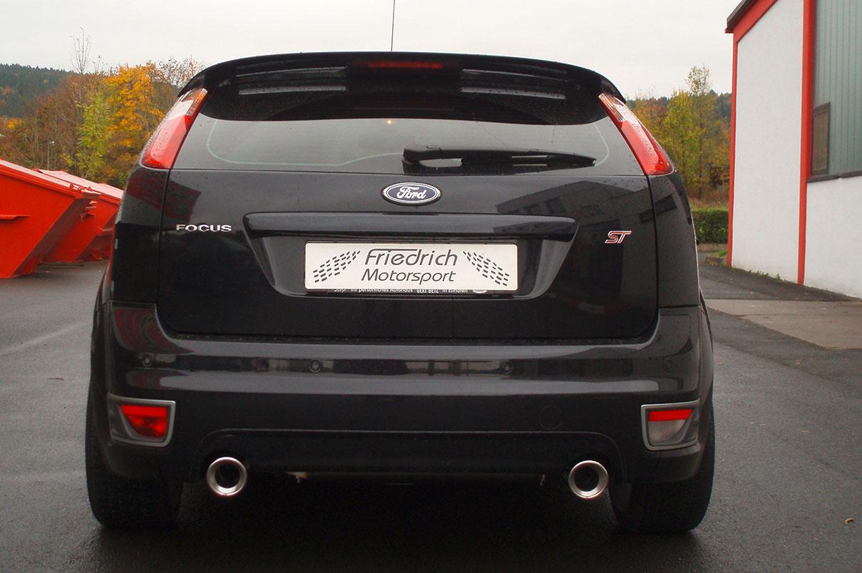 Ford Focus II DA3 ST Duplex