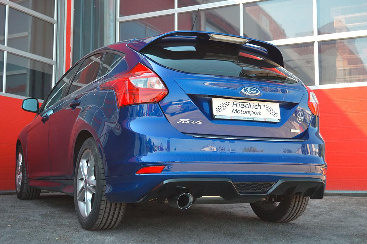 Ford Focus III 1.0l EcoBoost mit Stylingpaket
