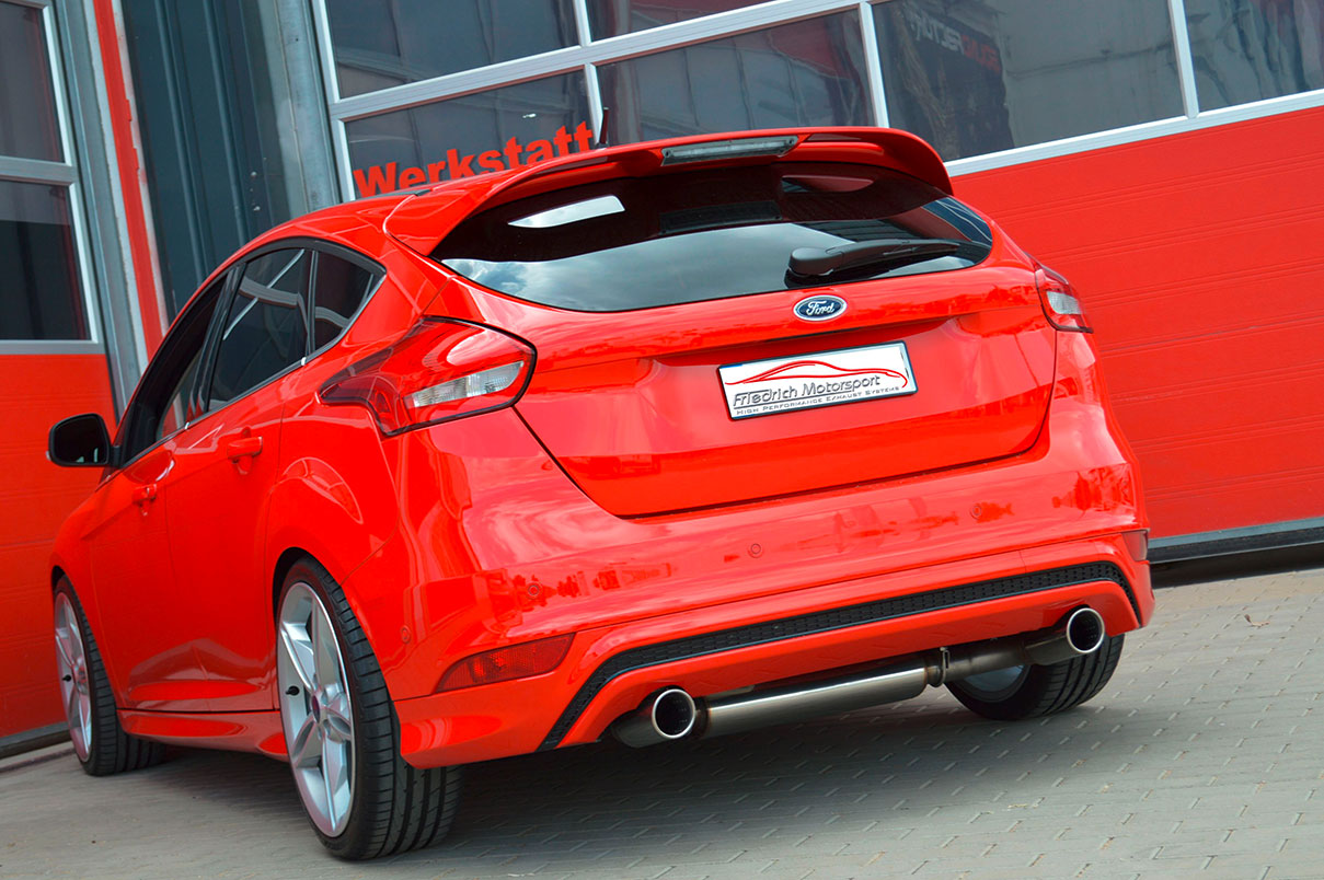 Ford Focus III-Schrägheck 1.0l EcoBoost Facelift