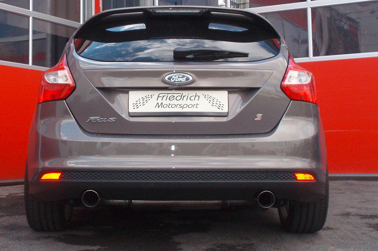 Ford-Focus IIISchrägheck