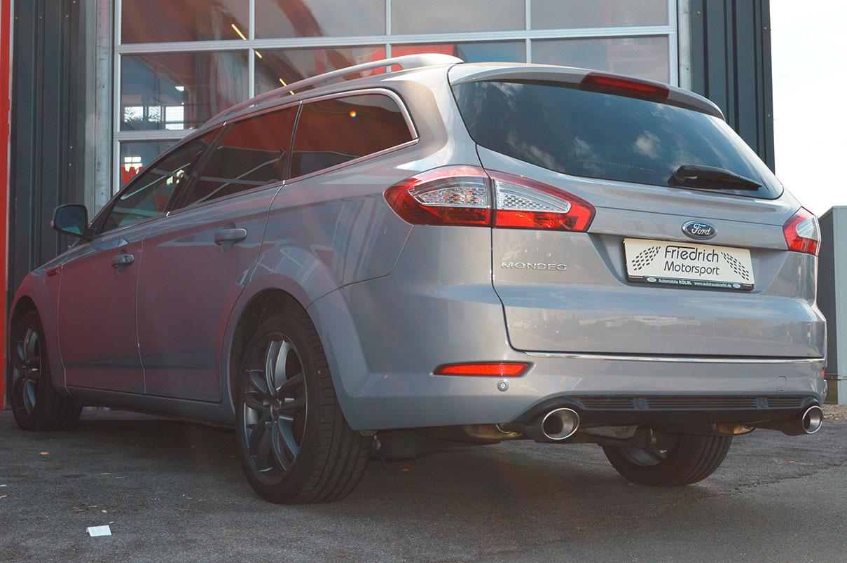 Ford Mondeo BA7 Turnier mit Styling Paket