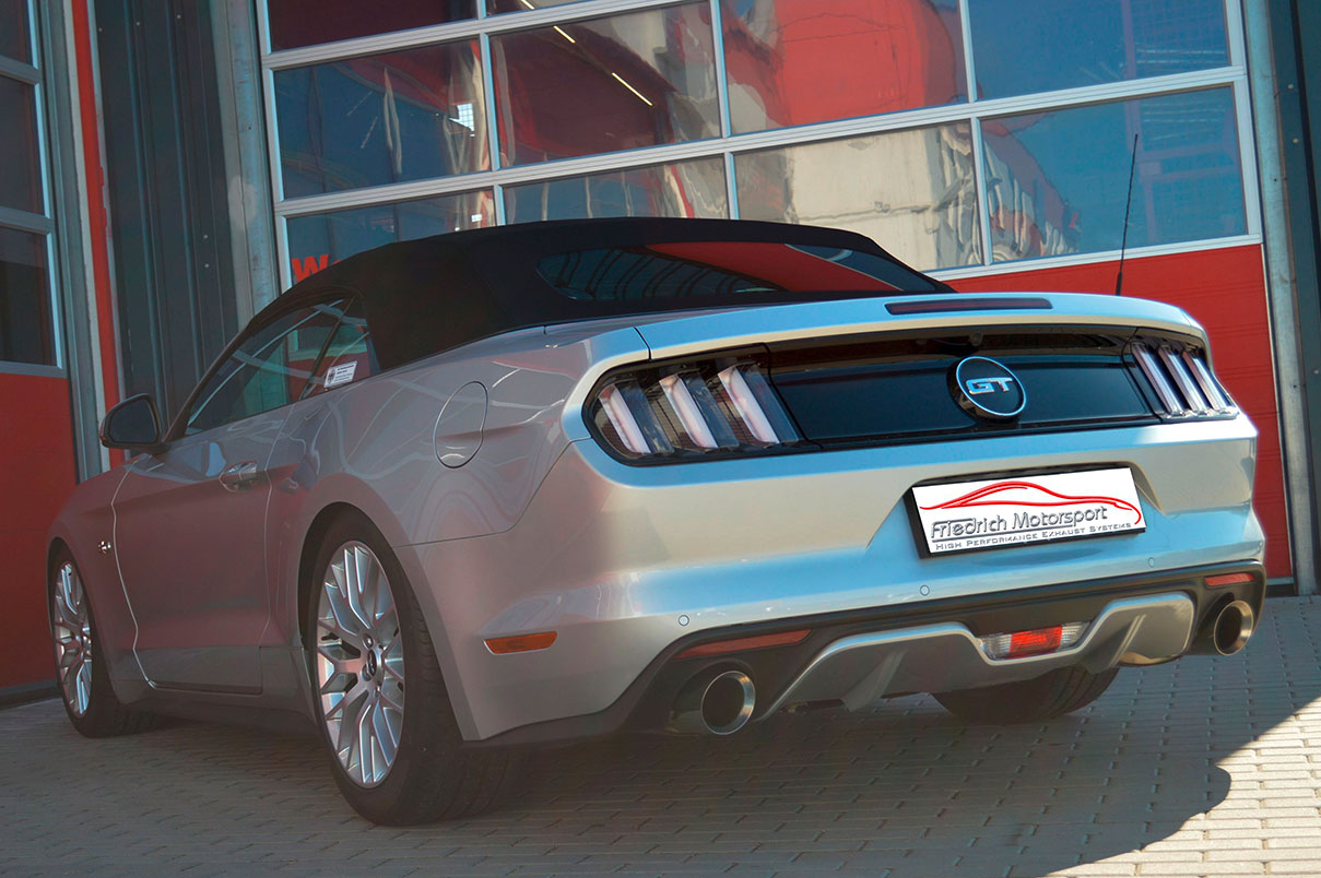 Ford Mustang GT Cabrio ab 2015