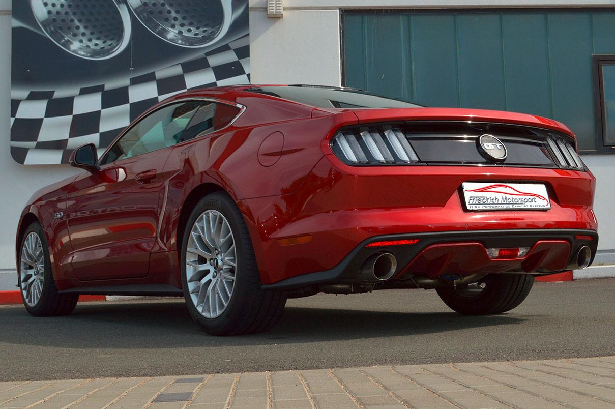 Ford Mustang VI 5.0 V8 ab 2015