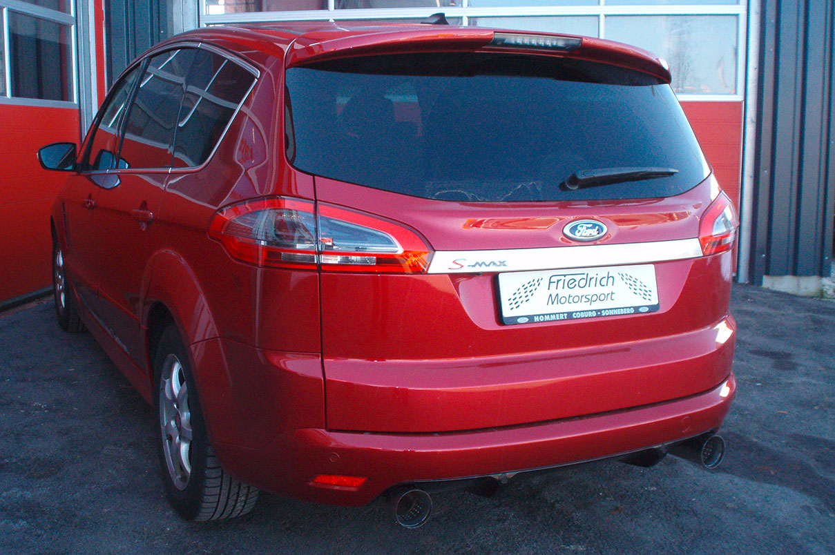 Ford S Max Facelift