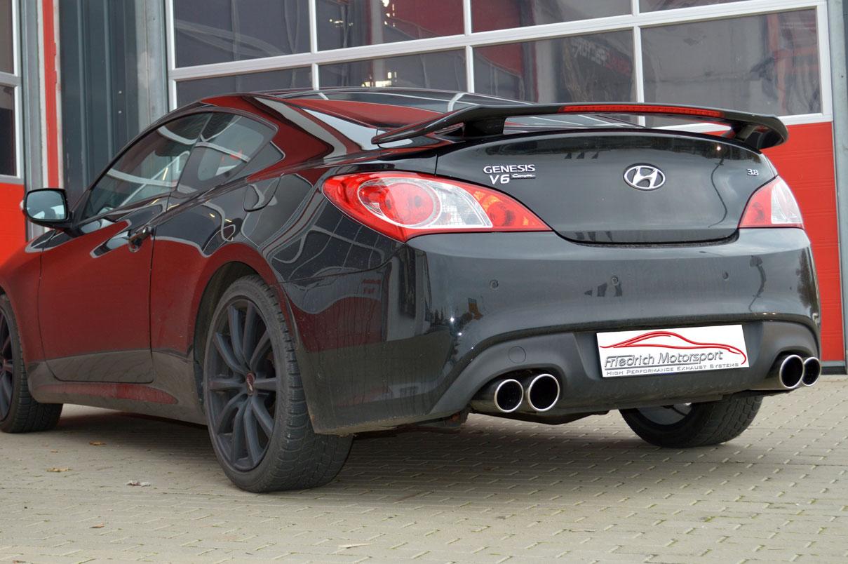 Hyundai Genesis Coupe 3.8l V6