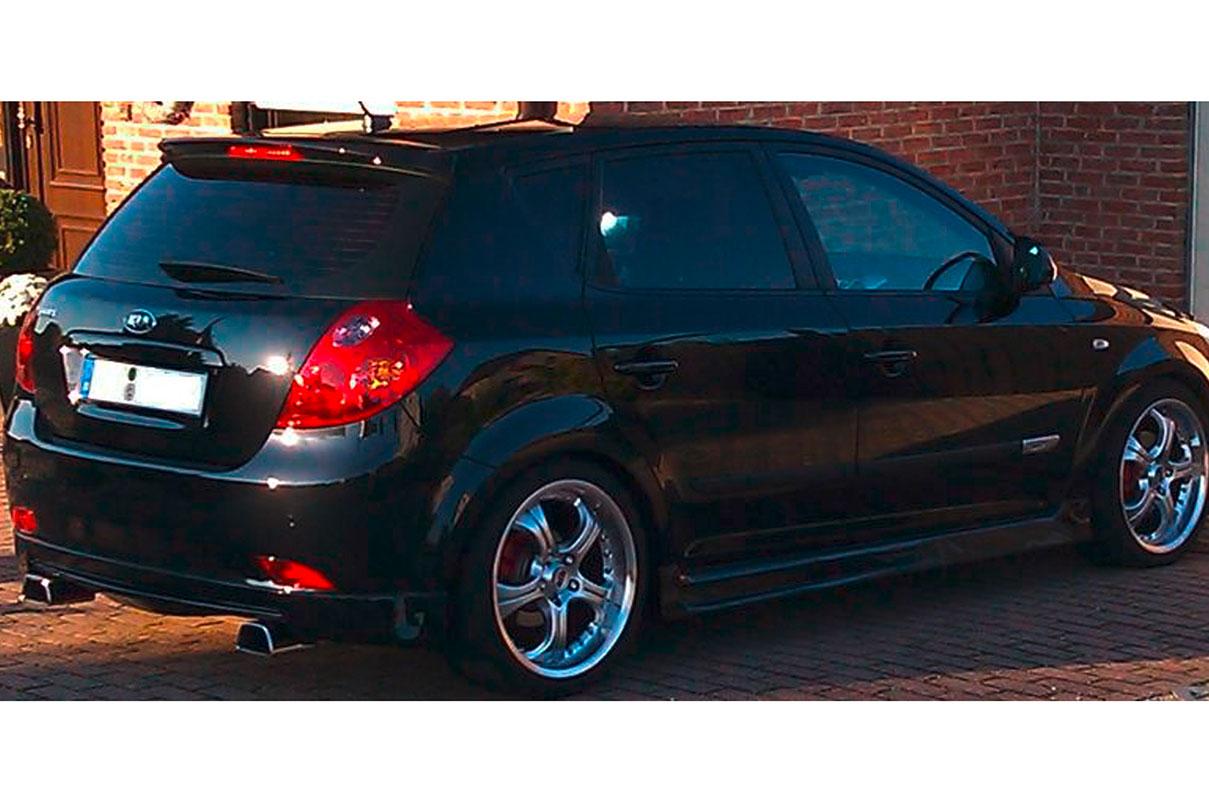 KIA Cee´d Sporty Wagon ED Duplex