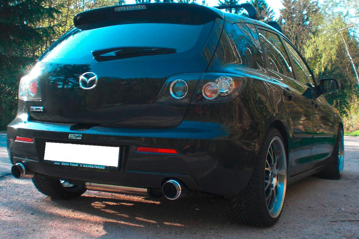 Mazda 3 (BK) Duplex