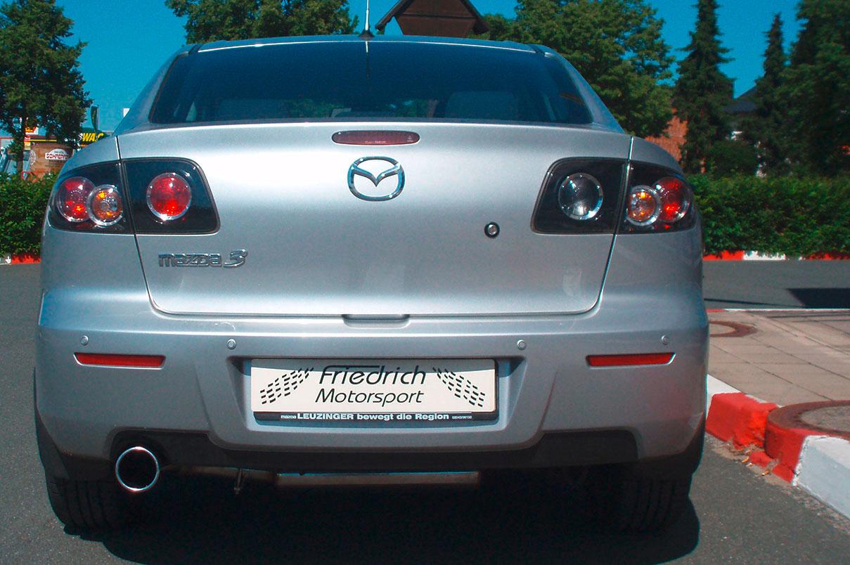 Mazda 3 (BL) Stufenheck einseitig