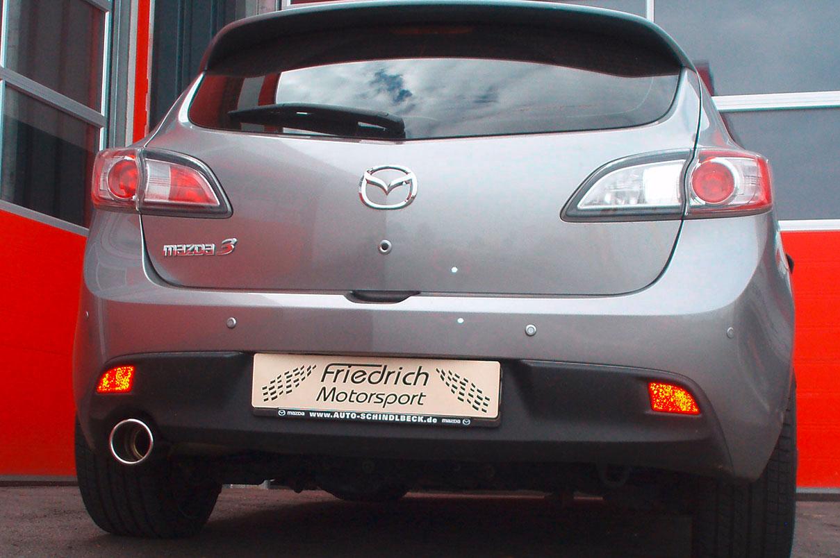Mazda 3 (BL) einseitig