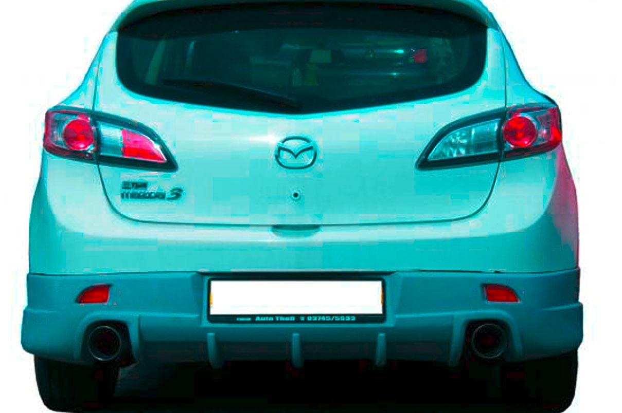 Mazda 3 MPS (BL)