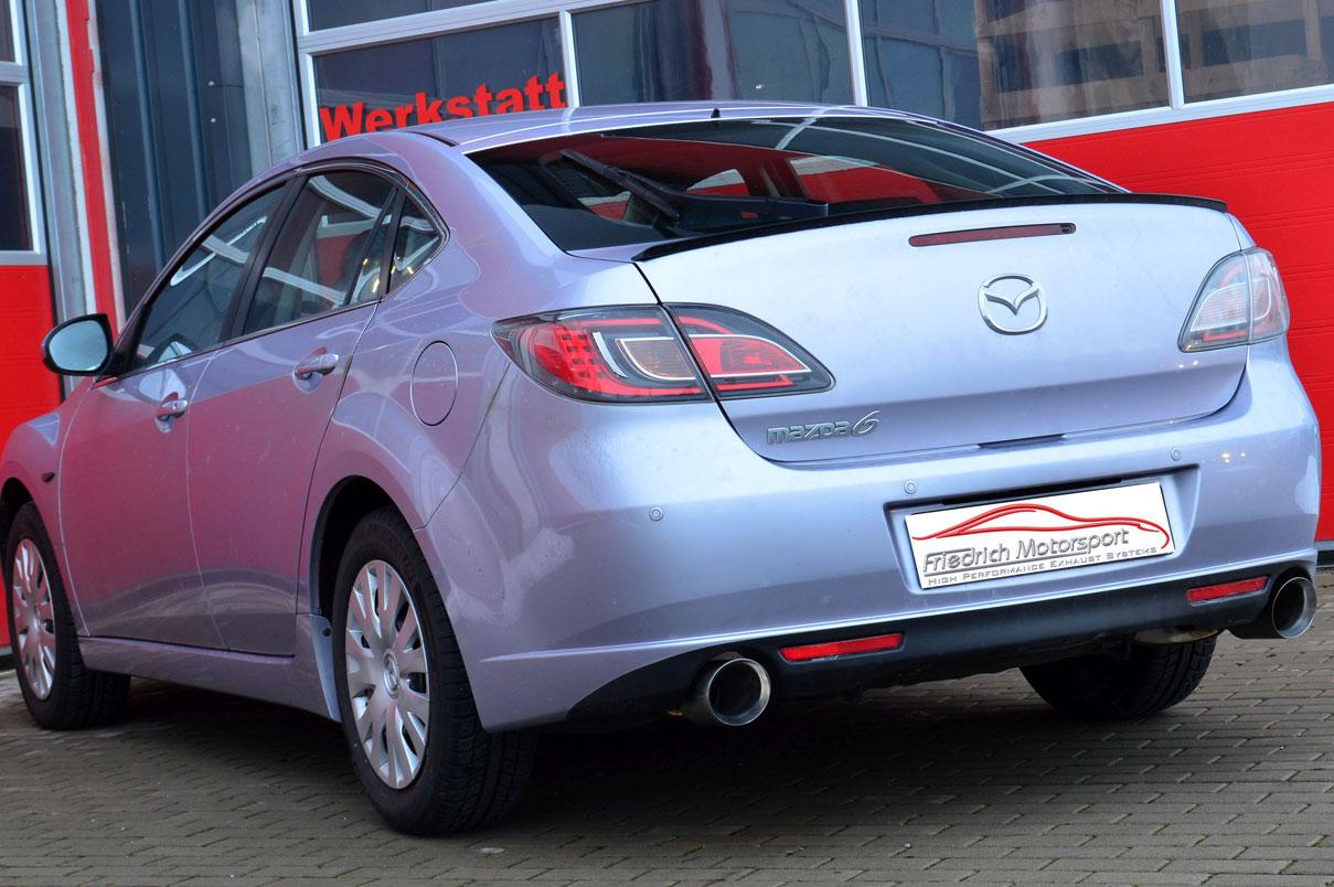 Mazda 6 GH Sport 2.0l-MZR