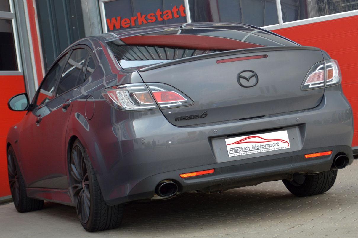 Mazda 6 GH Sport-2.5l V6