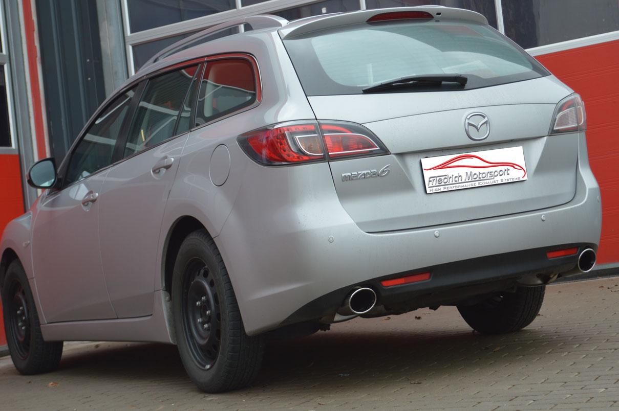 Mazda 6 GH Sport Kombi 2.0l-MZR