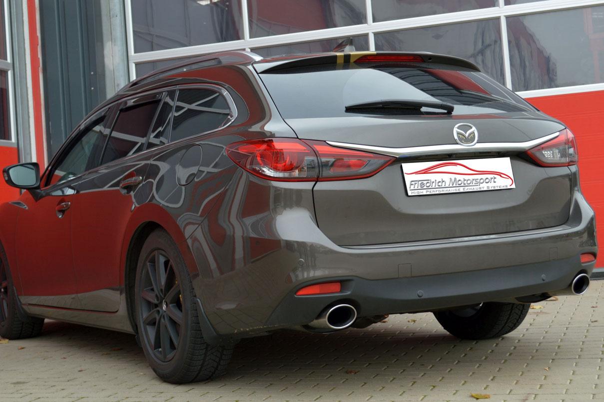 Mazda 6 GJ Kombi 2.0l SKYACTIV-G 165