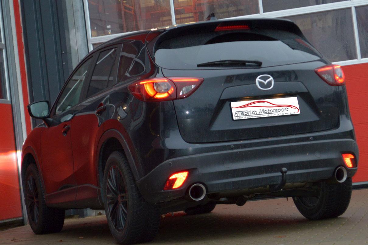 Mazda CX 5 Skyactiv D175