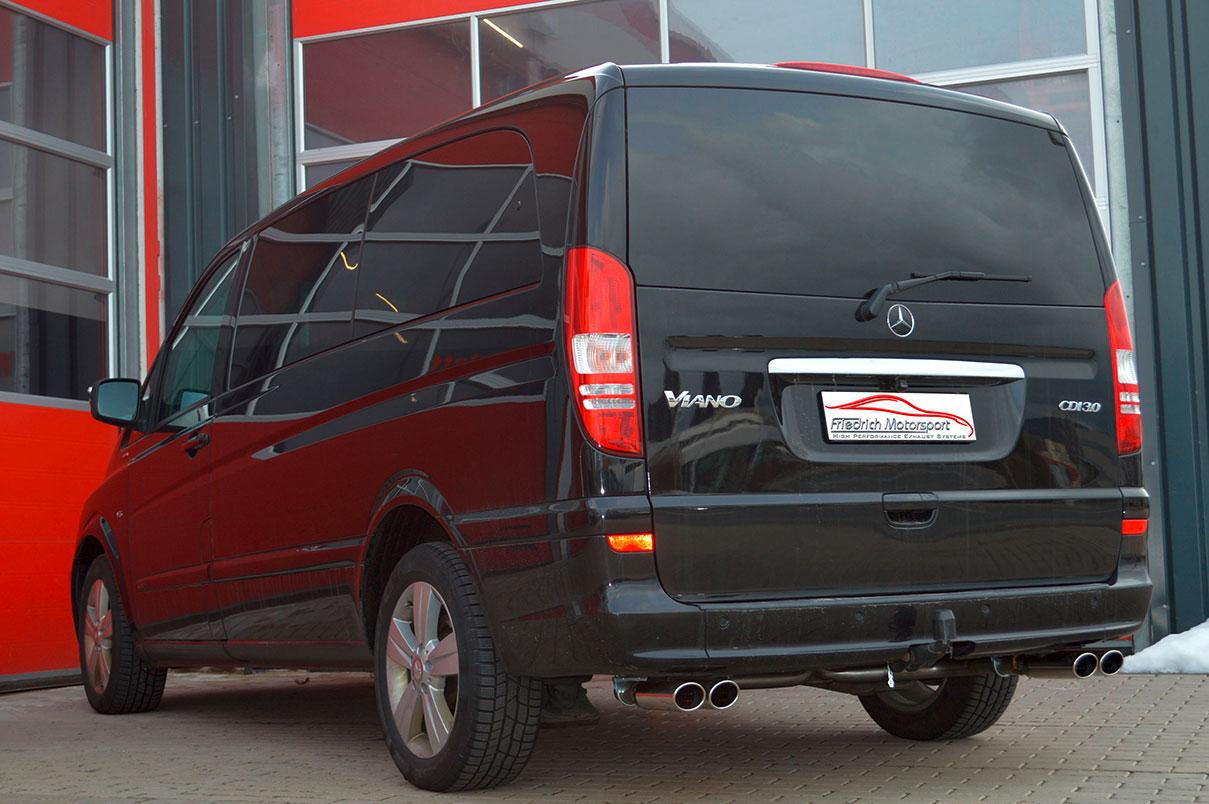 Mercedes Viano CDI 3.0 V639-2